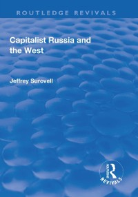 Cover Capitalist Russia and the West
