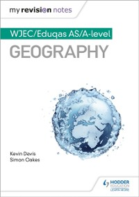 Cover My Revision Notes: WJEC AS/A-level Geography
