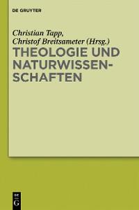 Cover Theologie und Naturwissenschaften
