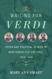 Cover Waiting for Verdi