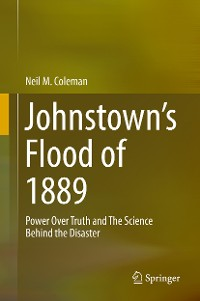 Cover Johnstown's Flood of 1889