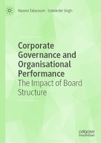 Cover Corporate Governance and Organisational Performance