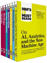 Cover HBR's 10 Must Reads on Technology and Strategy Collection (7 Books)