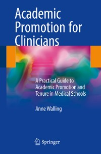 Cover Academic Promotion for Clinicians