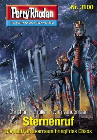 Cover Perry Rhodan 3100: Sternenruf