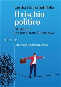 Cover Il rischio politico