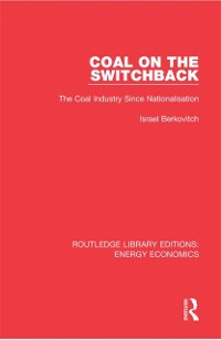 Cover Coal on the Switchback