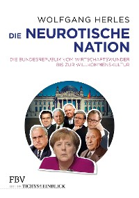 Cover Die neurotische Nation