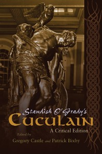 Cover Standish O'Grady's Cuculain