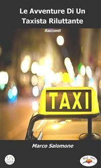 Cover Le Avventure di un Taxista Riluttante