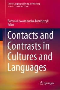 Cover Contacts and Contrasts in Cultures and Languages