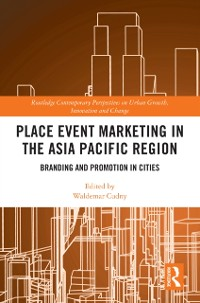 Cover Place Event Marketing in the Asia Pacific Region