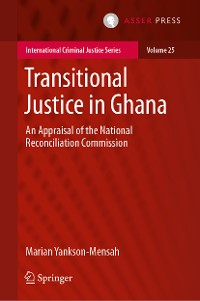 Cover Transitional Justice in Ghana