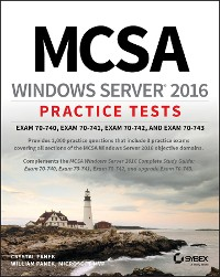 Cover MCSA Windows Server 2016 Practice Tests