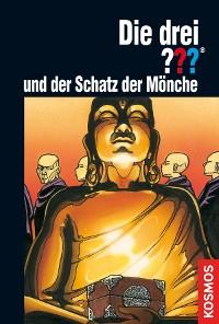 Cover Die drei ??? und der Schatz der Mönche (drei Fragezeichen)