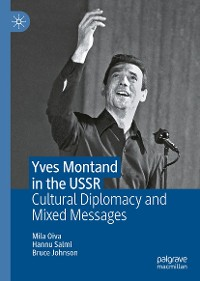 Cover Yves Montand in the USSR