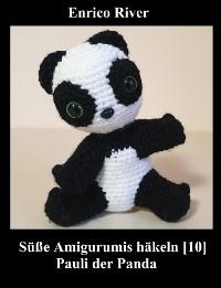 Cover Häkelanleitung: Pauli der Panda