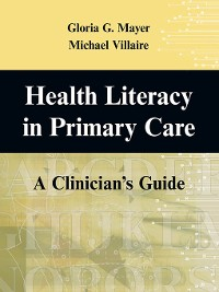 Cover Health Literacy in Primary Care