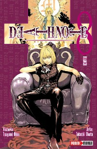 Cover Death Note 8