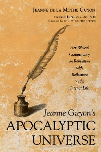 Cover Jeanne Guyon's Apocalyptic Universe