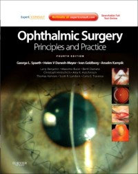 Cover Ophthalmic Surgery: Principles and Practice