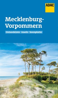 Cover ADAC Reiseführer Mecklenburg-Vorpommern