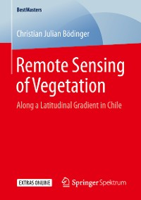 Cover Remote Sensing of Vegetation