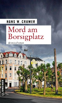 Cover Mord am Borsigplatz