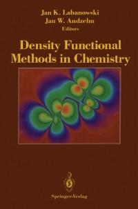 Cover Density Functional Methods in Chemistry
