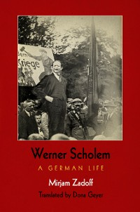 Cover Werner Scholem
