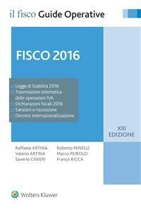 Cover Fisco 2016