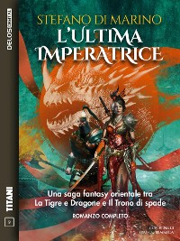 Cover L'ultima imperatrice