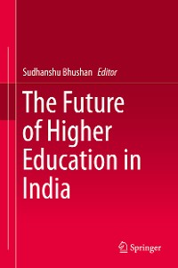 Cover The Future of Higher Education in India