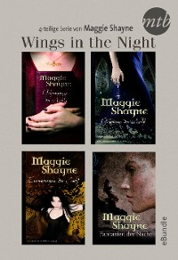 Cover Wings in the Night - 4-teilige Serie von Maggie Shayne