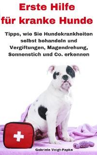 Cover Erste Hilfe für kranke Hunde
