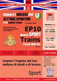 Cover Corso di Inglese Pratico EP10 – Impara l'inglese del settore sportivo - Teach Wth Us