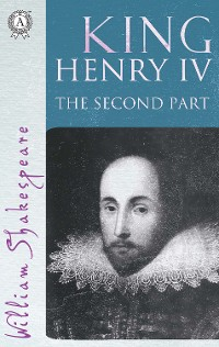 Cover King Henry the Fourth. The Second part