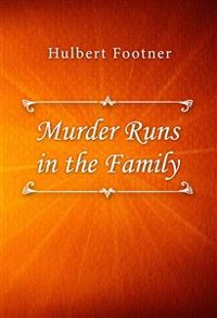 Cover Murder Runs in the Family