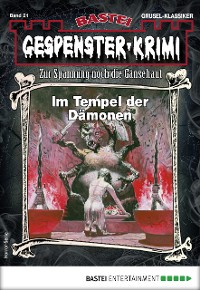 Cover Gespenster-Krimi 21 - Horror-Serie