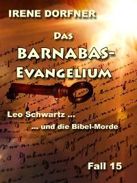 Cover Das Barnabas-Evangelium