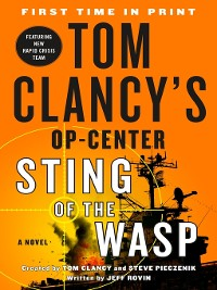 Cover Sting of the Wasp