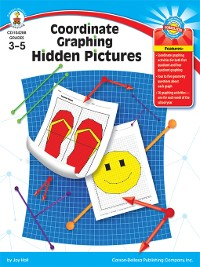 Cover Coordinate Graphing Hidden Pictures