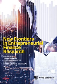 Cover New Frontiers in Entrepreneurial Finance Research
