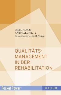 Cover Qualitätsmanagement in der Rehabilitation