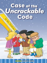 Cover Case of the Uncrackable Code