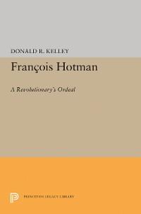 Cover Francois Hotman
