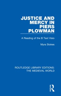 Cover Justice and Mercy in Piers Plowman