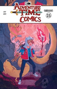 Cover Adventure Time Comics #25