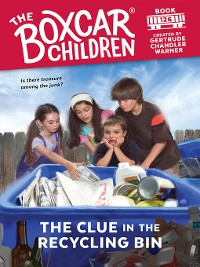 Cover The Clue in the Recycling Bin