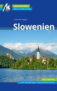 Cover Slowenien Reiseführer Michael Müller Verlag